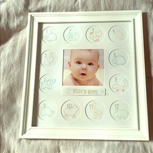 Other - Baby picture frame